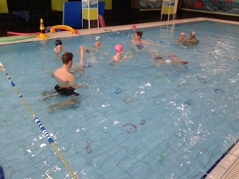 Gyermek úszás